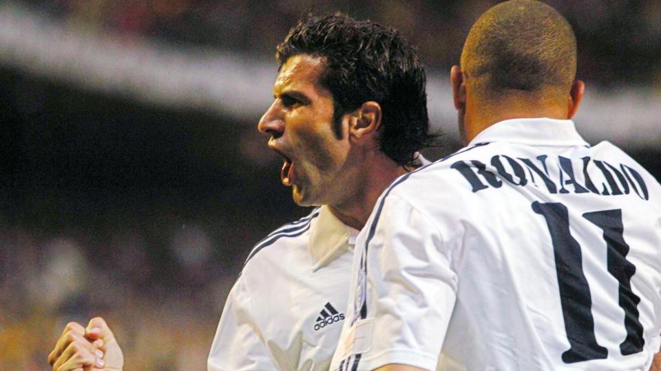 Легенды «Реала» разгромили ветеранов «Ромы» на глазах 70 тысяч зрителей