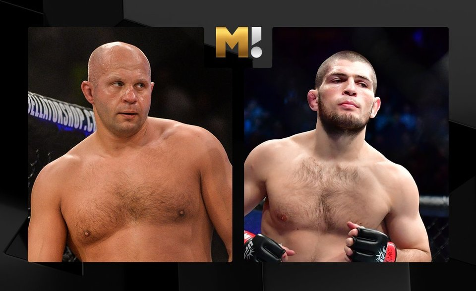 Хабиб в UFC или Емельяненко в Pride — чьи соперники сильнее