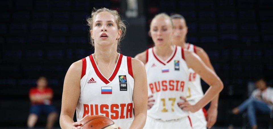 Сборная России возглавила рейтинг ФИБА