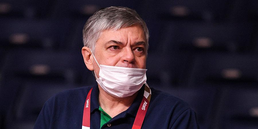 «Такой борьбой можно только гордиться». Президент Федерации гандбола России не сдержал слез после финала ОИ в Токио