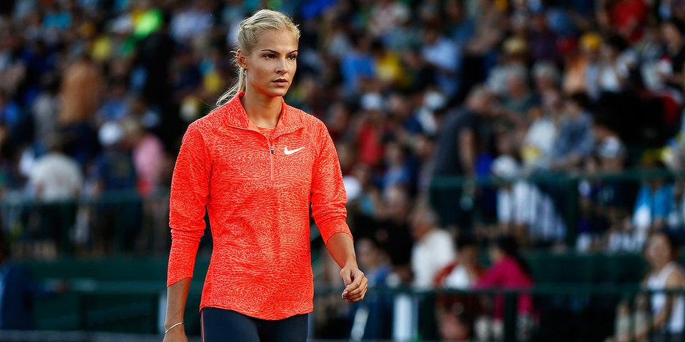 Клишина стала четвертой на этапе «Бриллиантовой лиги» в Лозанне