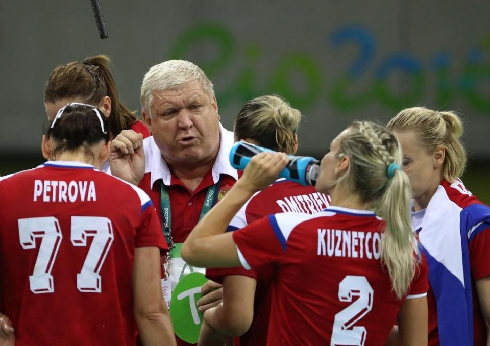 Трефилов признан лучшим тренером года