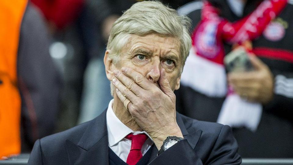 Футбольная ассоциация Англии может наказать Венгера за его слова об арбитрах