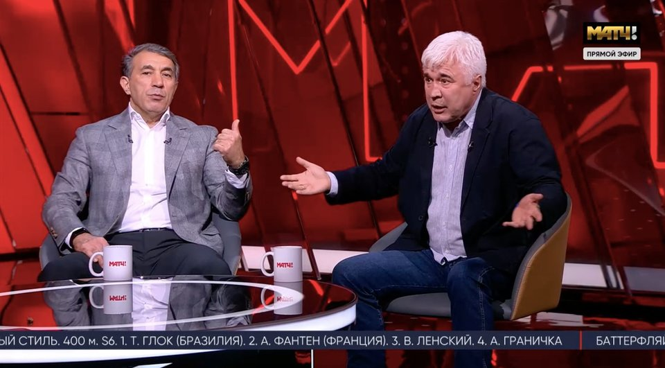«И с Кипром, и с Мальтой мы будем мучиться». Евгений Ловчев и Рашид Рахимов высказались о сборной Карпина