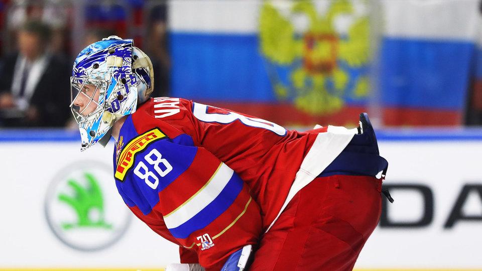 Василевский признан лучшим игроком россиян в матче за бронзу против Чехии