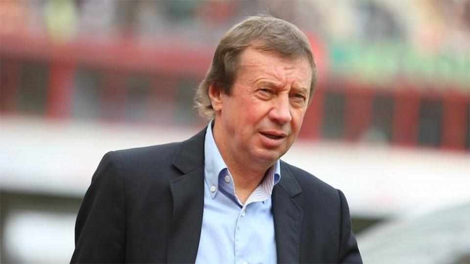 «Локомотив» поздравил Семина с 70-летием