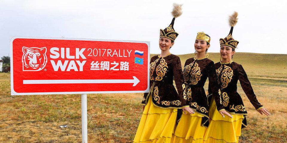 Как прошли казахстанские этапы ралли «Шелковый путь»