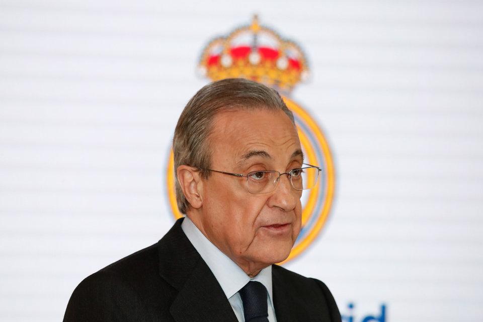 Источник: «Реалу» запретят участвовать в еврокубках, пока Перес не уйдет в отставку