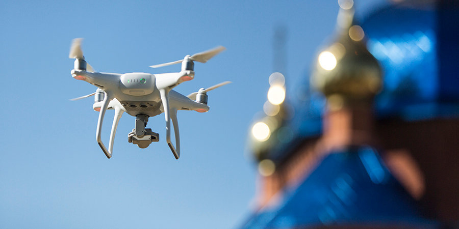 В России открыли первую академию по управлению дронами