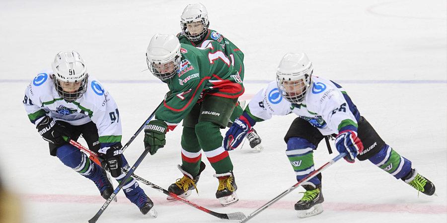 В Сочи завершился первый игровой день детского турнира «Кубок Газпром нефти»