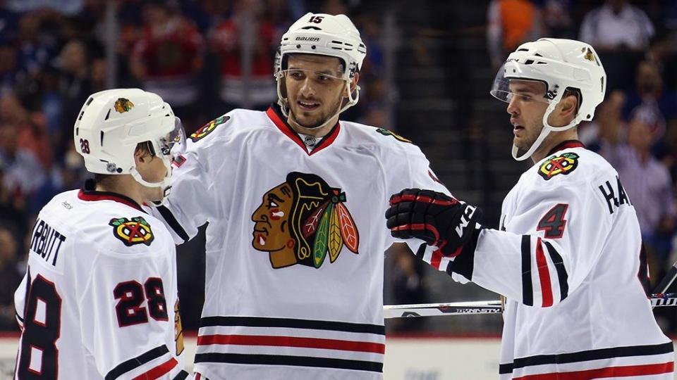 «Чикаго» забросил 7 шайб «Анахайму», Анисимов набрал 14-е очко в сезоне
