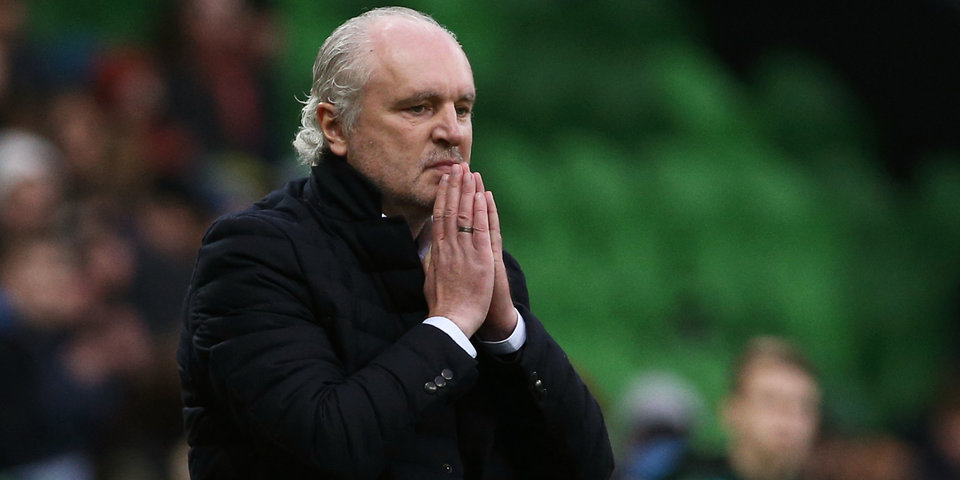 Верит в победу, приводит пример «Ливерпуля», поддерживает Берга. Игорь Шалимов — о матче «Краснодар» — «Олимпиакос»