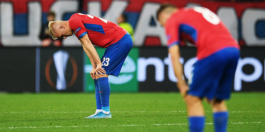 Иностранные защитники ЦСКА — тихий ужас. Но Гончаренко их оправдал