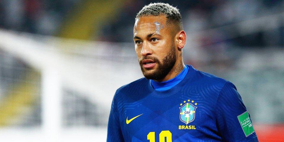 Бразилия сыграла вничью с Колумбией в матче отбора на ЧМ-2022