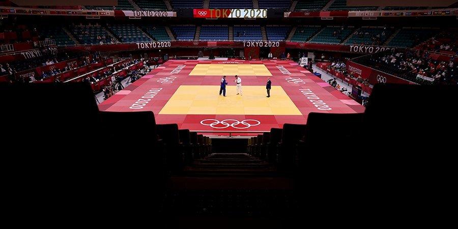 Башаев вышел в четвертьфинал олимпийского турнира по дзюдо