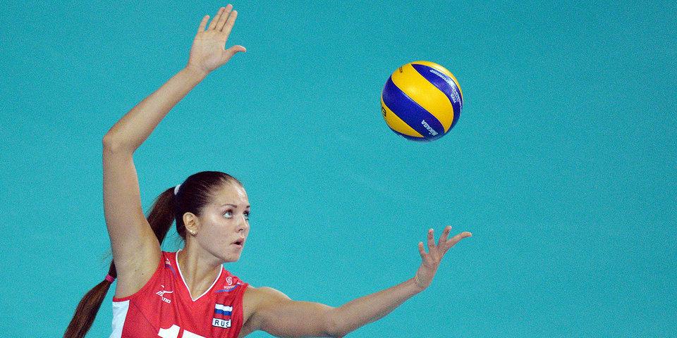 Российские волейболистки на тай-брейке вырвали победу у Турции