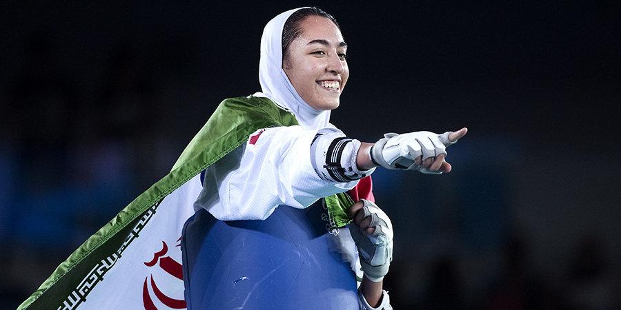 «Я одна из миллионов угнетаемых женщин». Иран покинула единственная олимпийская медалистка в истории страны