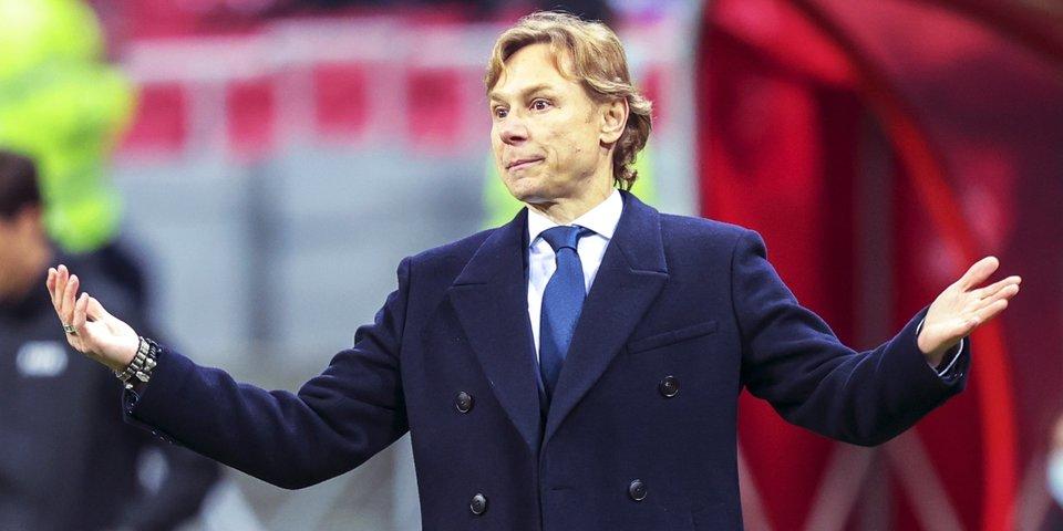 Карпин высказался о голах сборной России в ворота Словении