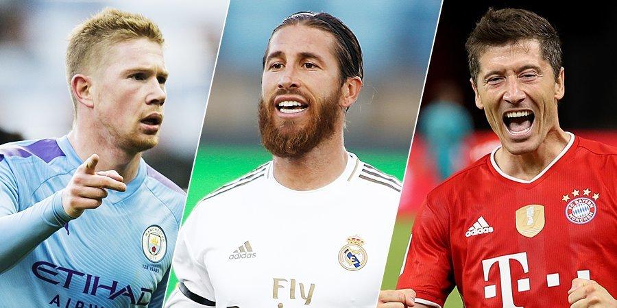 Долой гегемонию Месси и Роналду! 11 футболистов, достойных «Золотого мяча». Включая Месси и Роналду