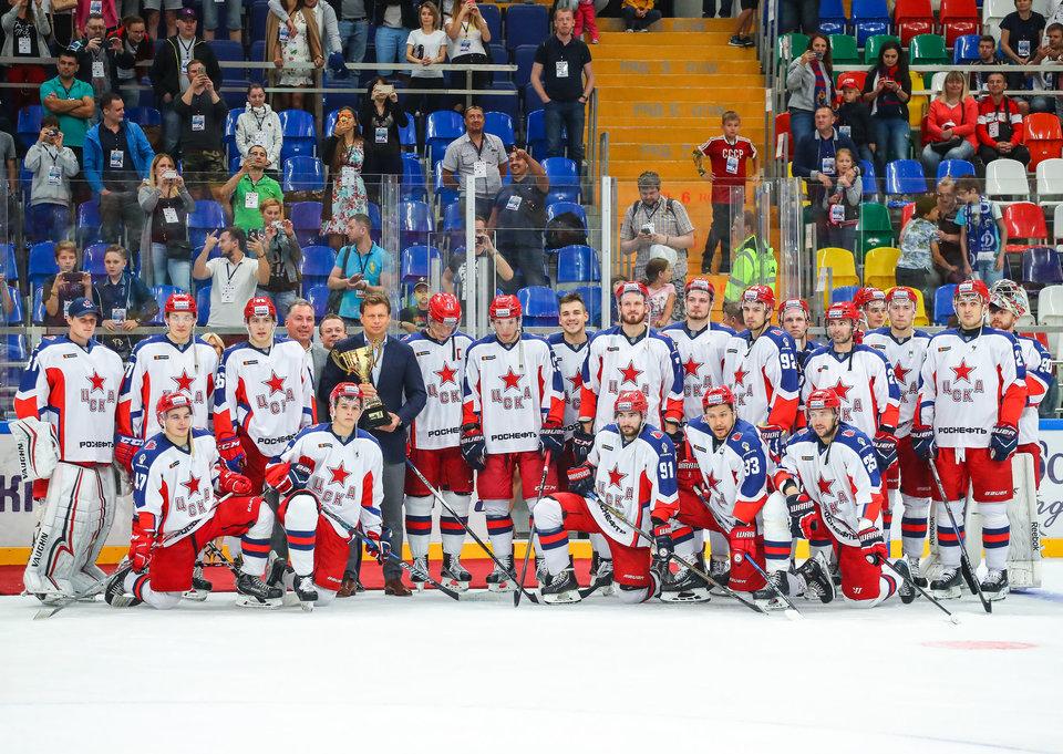 ЦСКА не планирует расставаться ни с кем из игроков