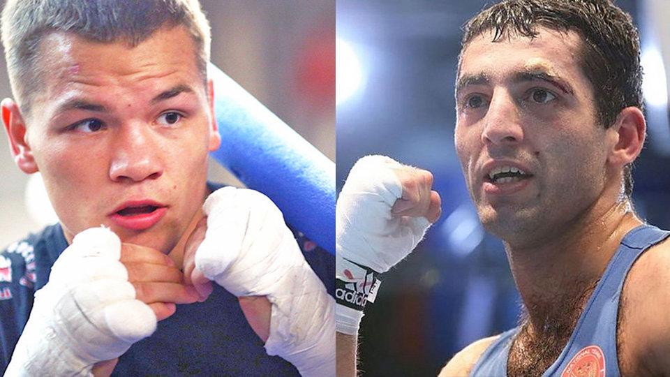 Боксеры Алоян и Федор Чудинов примут участие в новом сезоне WBSS