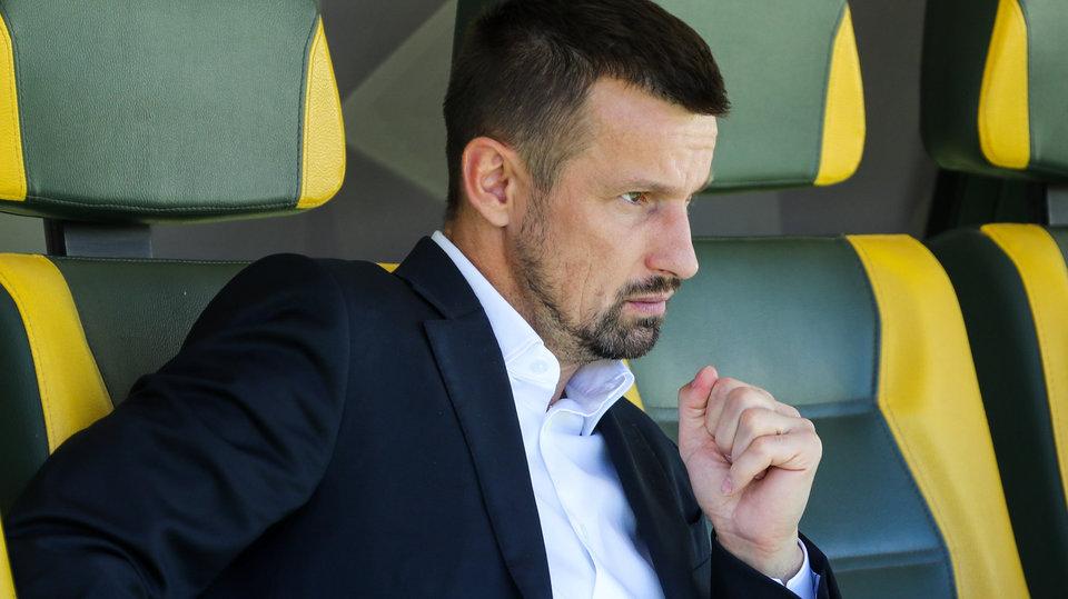 Семак выступил с заявлением по поводу Кокорина и Мамаева