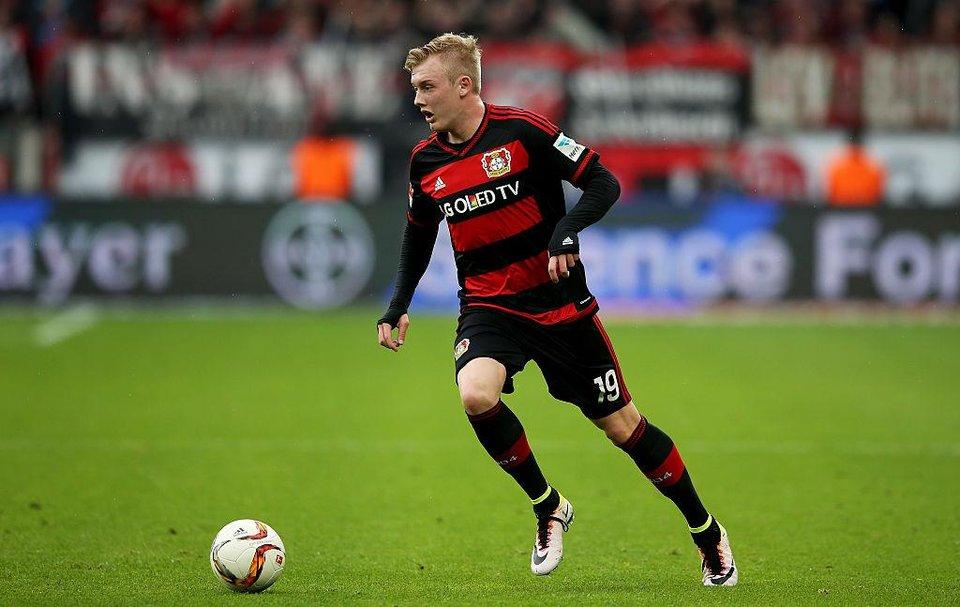 Брандт может стать игроком дортмундской «Боруссии»