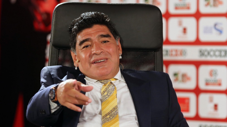 Диего Марадона: «Выиграл бы я сейчас «Золотой мяч»? У меня их было бы больше, чем у Роналду и Месси»