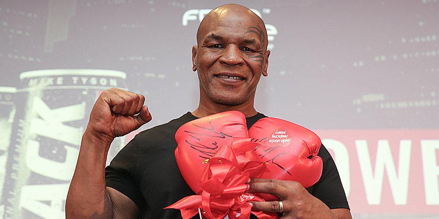 Тайсон возобновил тренировки после боя с Джонсом