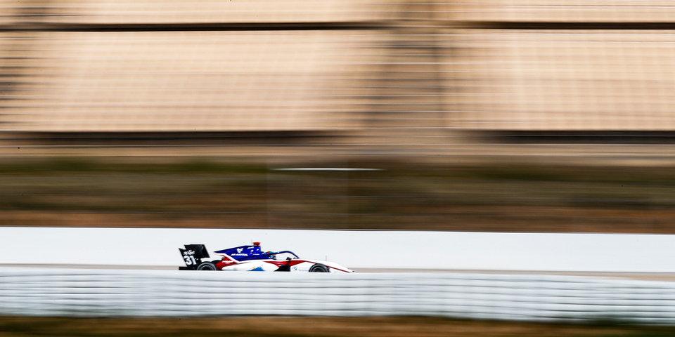 Наннини выиграл первую гонку «Формулы-3» в карьере, Смоляр — в шаге от пьедестала