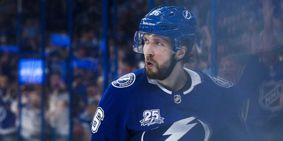 «Никита Кучеров, главный хоккеист планеты Земля». Топ-10 русских в НХЛ. Еженедельный рейтинг «Матч ТВ»