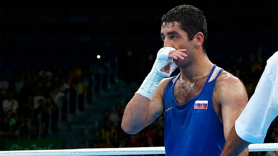 Алоян обвиняет врача сборной в своих проблемах с допингом