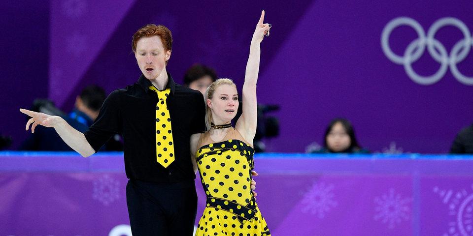 Тарасова и Морозов будут готовиться к Олимпиаде-2022