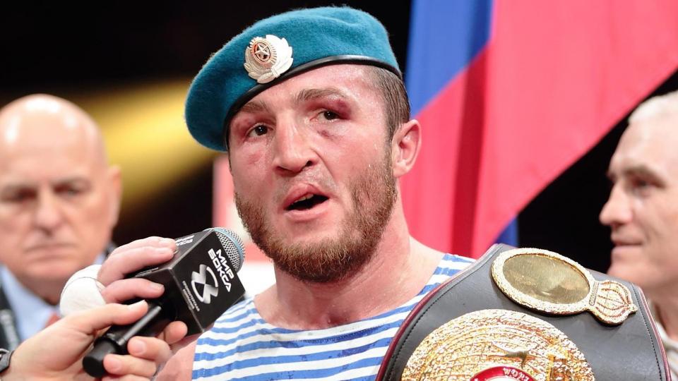 Дмитрий Пирог: «Лебедев провел неплохой бой, но не было блеска в глазах»