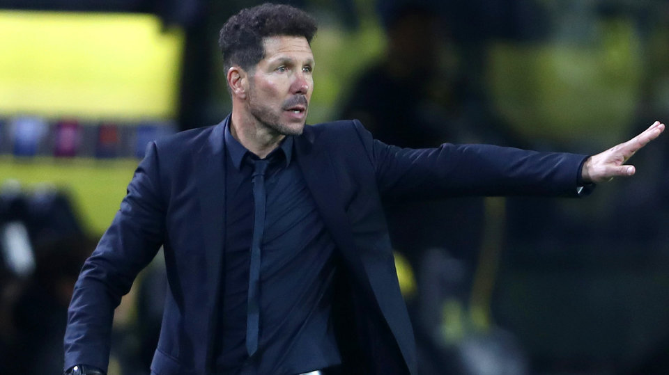 Три игрока основного состава пропустили тренировку «Атлетико»