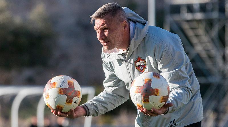 ЦСКА поздравил Овчинникова с днем рождения