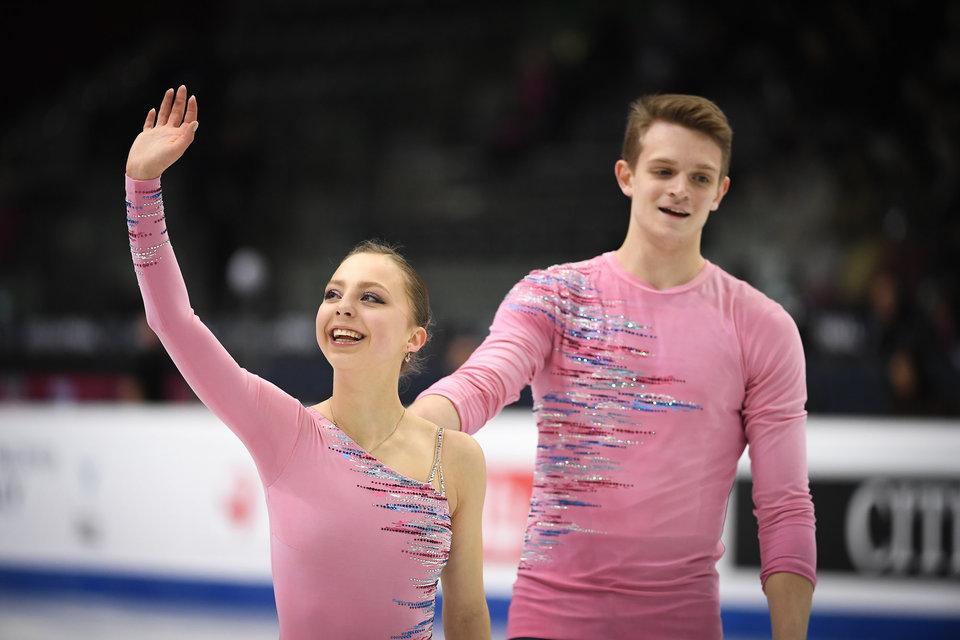 Бойкова и Козловский пропустят этап Кубка России в Сочи из-за коронавируса у партнера