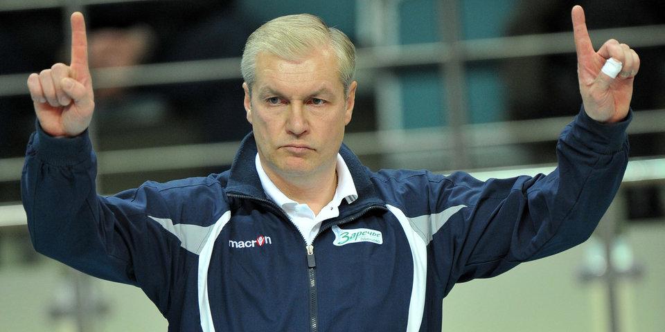 Гилязутдинов проиграл конкуренцию запост основного тренера сборной РФ