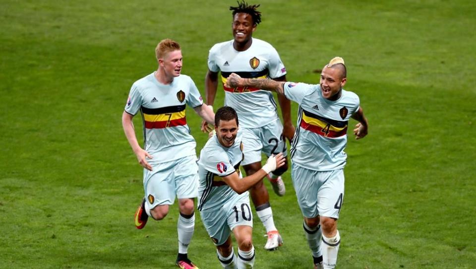 Бельгия обыграла Чехию в товарищеском матче