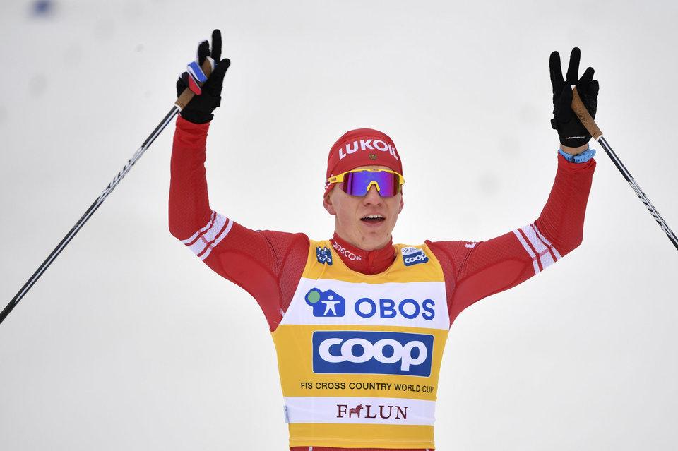 Александр Легков: «Большунову не могут помешать даже норвежцы. При таком выступлении очень редко кто-то допускает спад»