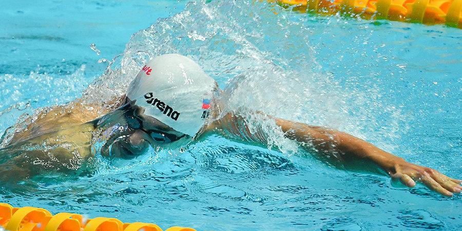 Малютин остался без медали Олимпиады в Токио на 200 метров вольным стилем