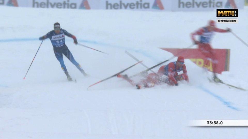 Кто виноват в падении на «Тур де Ски» и что происходит с Непряевой? Отвечают Елена Вяльбе и Юрий Бородавко