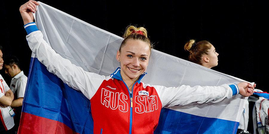 Мария Пасека возвращается в большую гимнастику. Следим за этапом КМ в Мельбурне