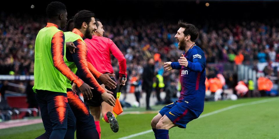 Один удар и один поступок, делающие эту «Барселону» действительно великой