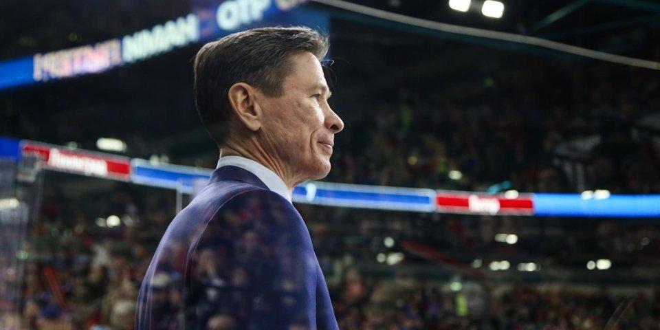 Вячеслав Быков: «Сталкивался ли с коррупцией в хоккее? Конечно, и не раз»