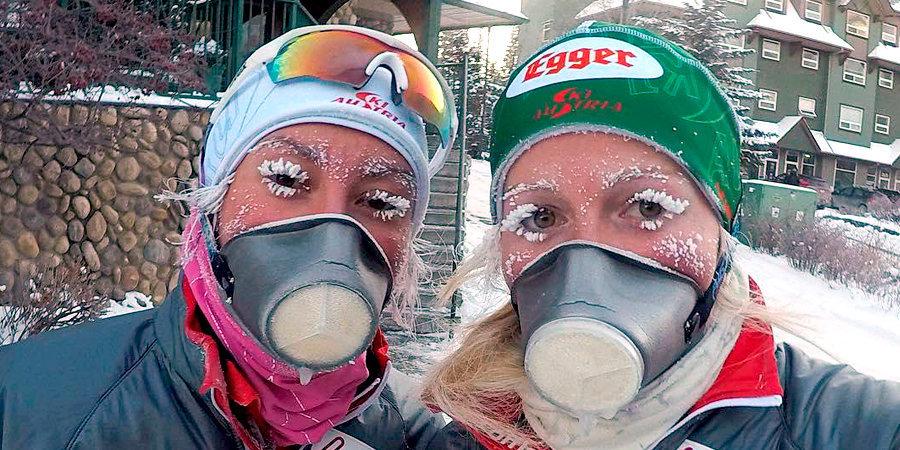 Морозы победили биатлон. IBU отменил спринтерские гонки в Канаде. А мы собрали самые яркие фото из Кэнмора
