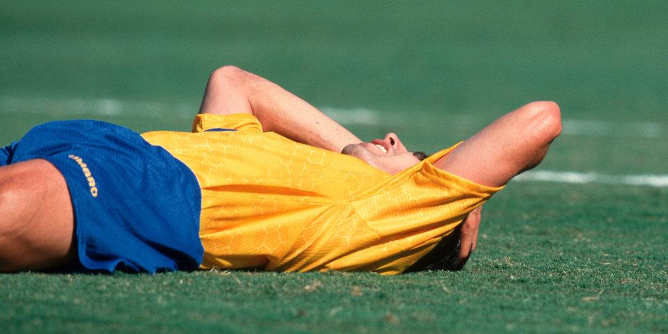 ЧМ-1994. Самый страшный автогол в истории футбола