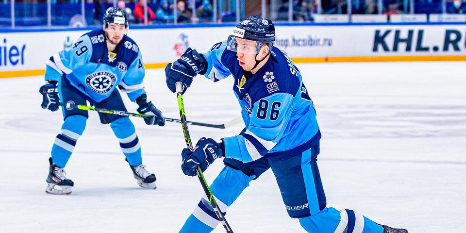 Александр Шаров: «Хочется, чтобы «Сибирь» играла все матчи как в третьем периоде с московским «Динамо»