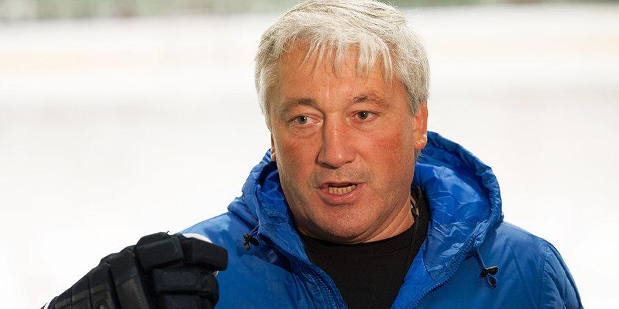 «Витязь» объявил имя нового главного тренера