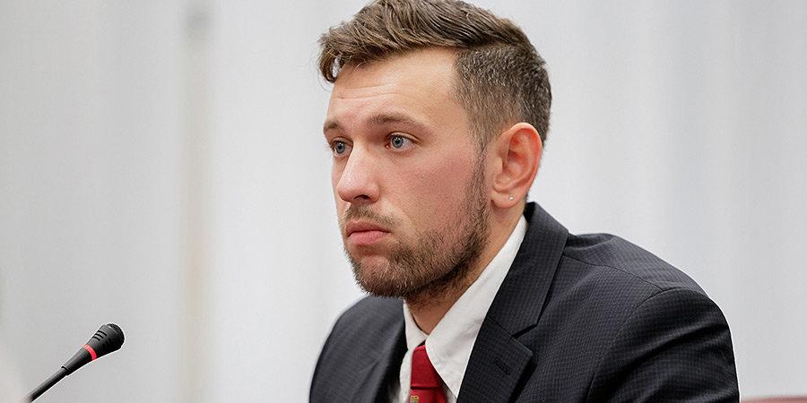 Крецан вступил в должность медиадиректора РФС